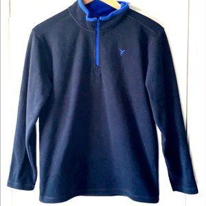 🌺. Old Navy fleece 1/4 Zip pullover